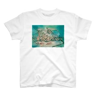 竜 T-shirts