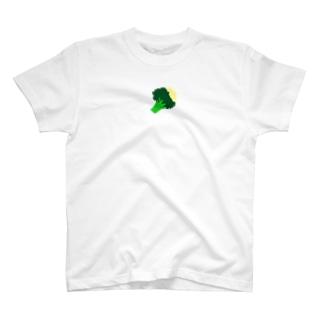 ぶろこりー T-shirts