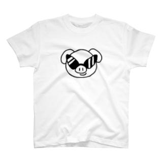ブヒブヒ T-shirts