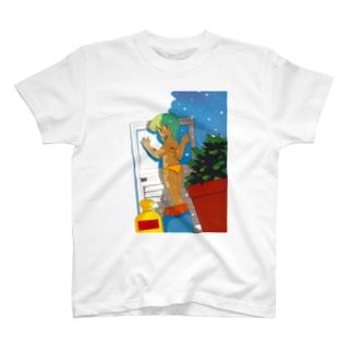 1984|先輩女子 T-shirts