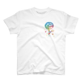 ネコツリー T-Shirt