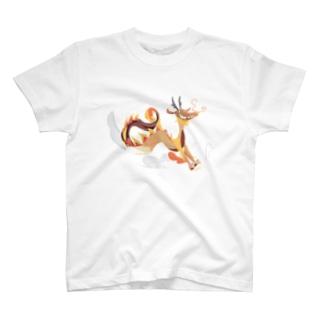 Dragonの狩りごっこ T-shirts