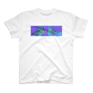コ八ルのCHILL OUT T-shirts