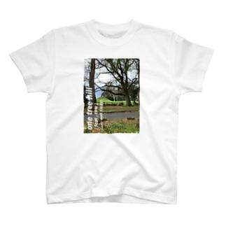 ニュージーランドの牛 T-shirts