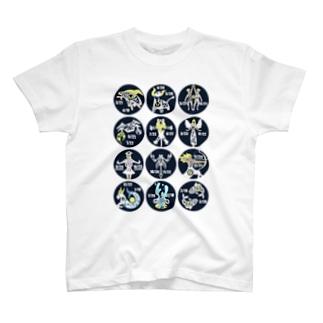 19 星座 T-Shirt