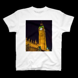 OTOFUのBIG BEN T-shirts