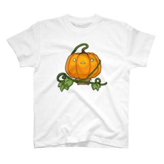 おやさいシリーズ かぼちゃ ① T-shirts