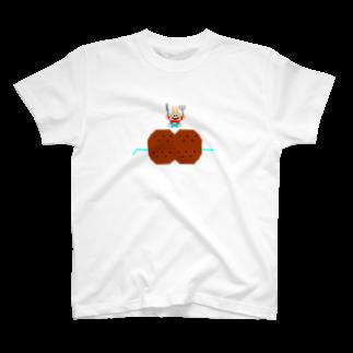 decoppaの肉! T-shirts