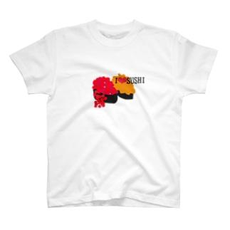 I love SUSHI♡うにいくら♡ T-shirts