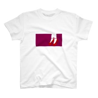 ハイヒール T-shirts