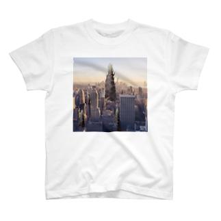 TAKENOKO CITY T-shirts