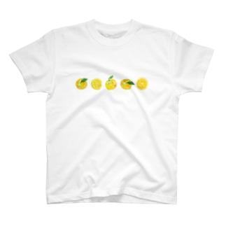 ゆずT T-shirts