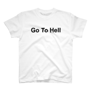 Go To Hell T-shirts