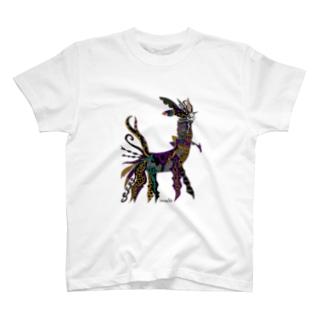 バベルの霊獣 T-shirts