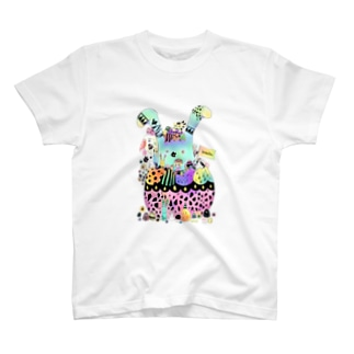 色音色のTシャツ屋さん ironeiro T-shirt shopのEaster color ver. T-shirts