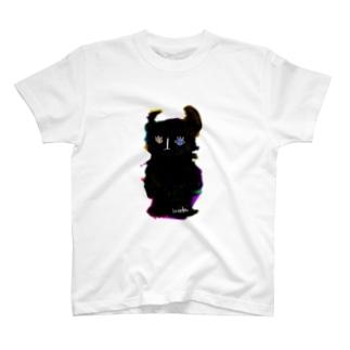 モコモコアクマ T-shirts