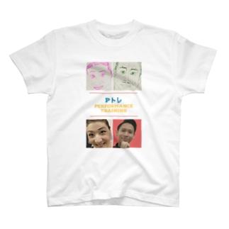 PトレTシャツ T-shirts