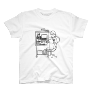 部屋 T-shirts