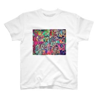 Shibuya Mix T-shirts