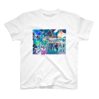 Shibuya Mix2 T-shirts