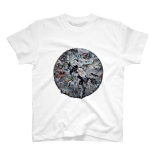 盛り盛りに T-shirts
