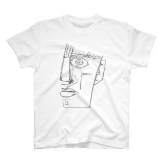 ちらみ T-shirts