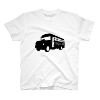 スクールバス T-shirts