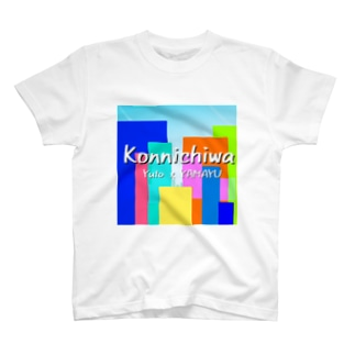Yamayu&Yuto - Konnichiwa T-shirts