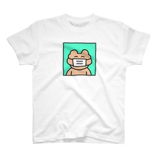 マスクま T-shirts