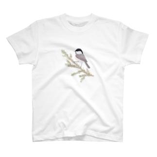 コガラ T-shirts