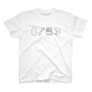 Care(黒) T-shirts