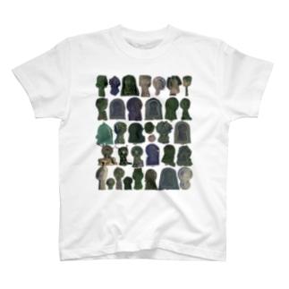 古墳まみれ T-shirts
