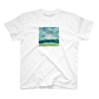 sora_ao T-shirts