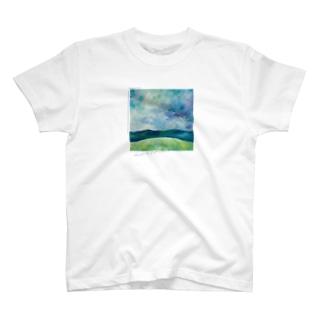 itsukano_ao T-shirts