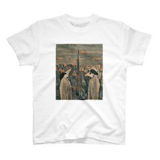 鳥人間 in Tokyo T-shirts