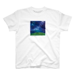 itsukano_hoshi T-shirts