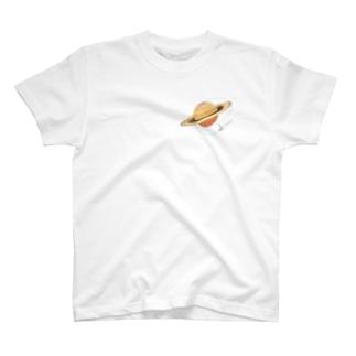 土星 T-shirts