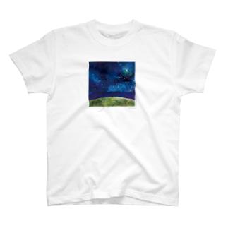 sora_hoshi T-shirts