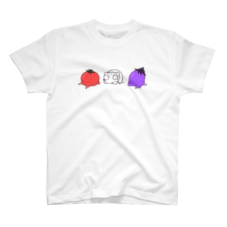 summer vegetables T-shirts