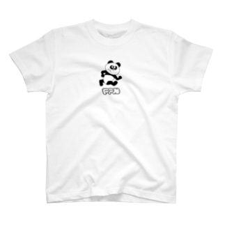いくぞ!ぱぱんちゃん! T-shirts