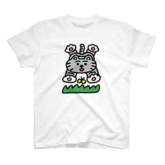 ぷりけつキャット T-shirts