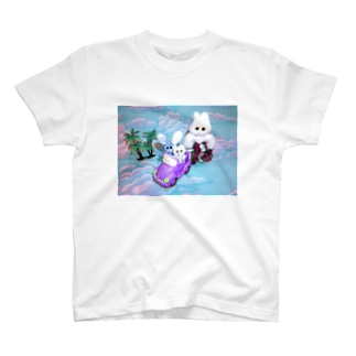 きんたろうの夏休み T-shirts