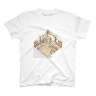 The little garden shop T-shirts
