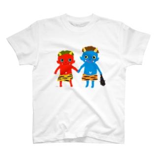 おばけTシャツ<でっかい小鬼> T-Shirt