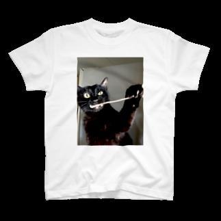 ままま通信の野良ままま T-shirts