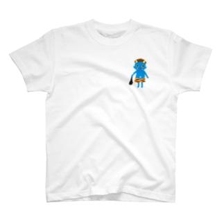 おばけTシャツ<小鬼・青鬼> T-Shirt