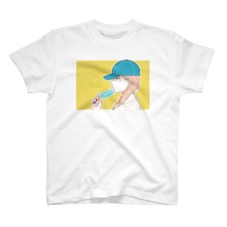 2020夏の相棒 T-shirts