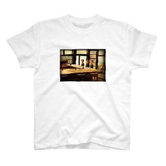 寿司屋のサラリーマン T-shirts