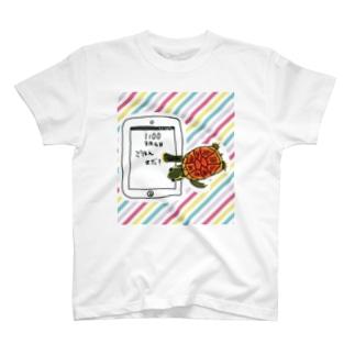 ミシニのつぶやき T-shirts