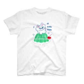 ネコラちゃんゼリー T-shirts